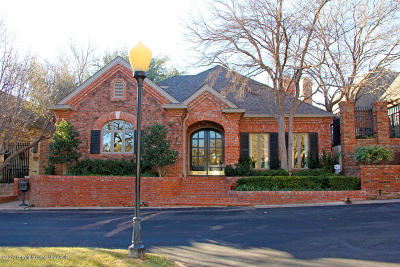 Amarillo Single Family Home For Sale: 15 Willow Bridge Dr
