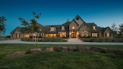 Amarillo Single Family Home For Sale: 9 Stoneridge Dr
