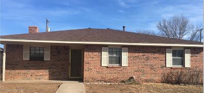 Amarillo Single Family Home For Sale: 5209 S Fannin St