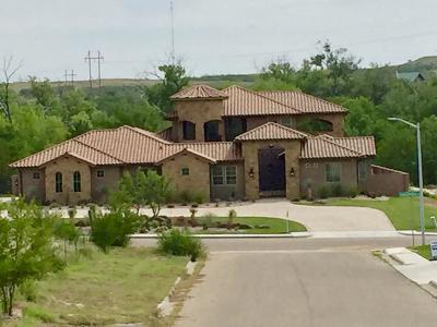 Amarillo Single Family Home For Sale: 3500 Golden Chestnut Ln