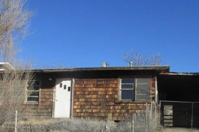 Borger Single Family Home For Sale: 712 Mc Pherson St