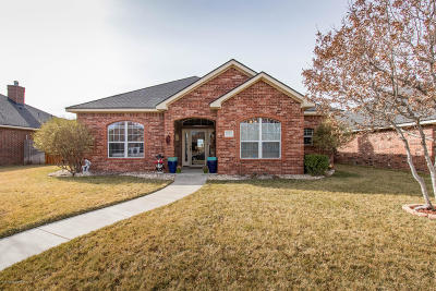 Randall County Single Family Home For Sale: 6707 Thunder Rd