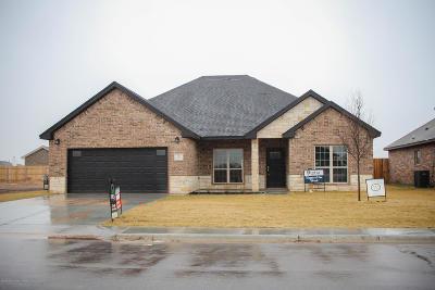 Randall Single Family Home For Sale: 15 Living Way Ln