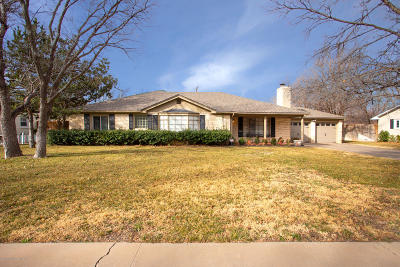 Potter County Single Family Home For Sale: 2212 Parker St