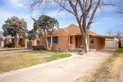 Amarillo Single Family Home For Sale: 1007 S Bryan St