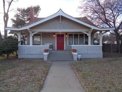 Amarillo Single Family Home For Sale: 1806 Tyler S St
