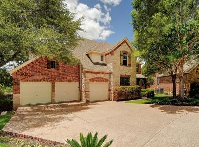 Round Rock Single Family Home For Sale: 3567 Alexandrite Way