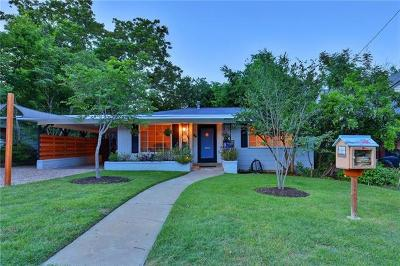 Austin TX Single Family Home Coming Soon: $600,000