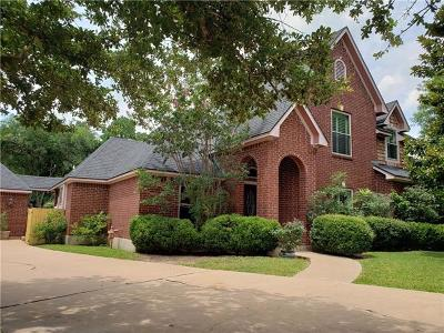Pflugerville Single Family Home For Sale: 1110 Twin Creek Dr