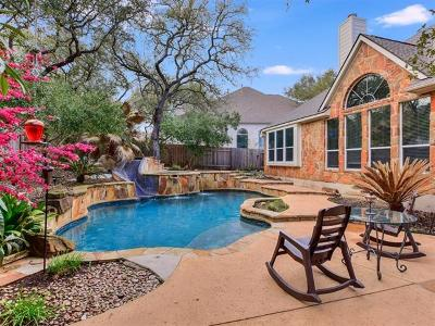 Austin Single Family Home For Sale: 6605 Casimir Cv