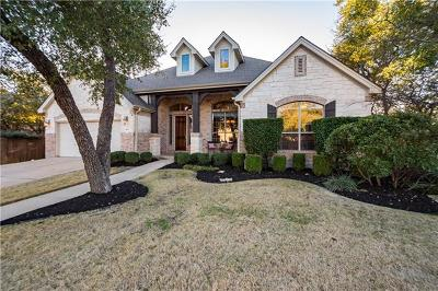 Cedar Park Single Family Home For Sale: 401 Riley Trl