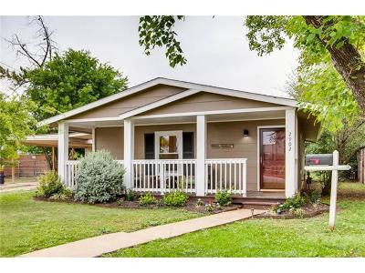 Austin Single Family Home For Sale: 2902 W 44th St