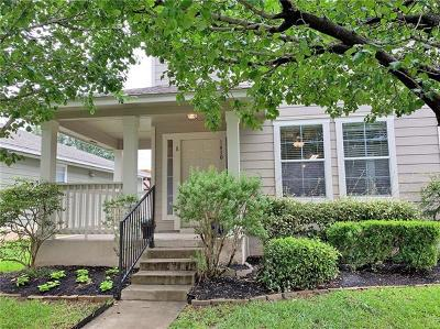 Cedar Park Single Family Home For Sale: 1430 Big Bend Dr #8