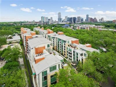 Austin Condo/Townhouse For Sale: 1600 Barton Springs Rd #5306