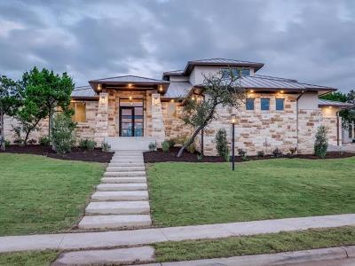 Austin Single Family Home For Sale: 107 Bella Colinas Dr
