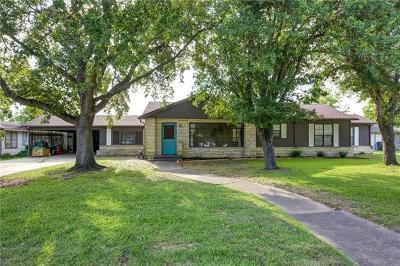 Giddings Single Family Home Pending - Taking Backups: 304 S Johnson Ave