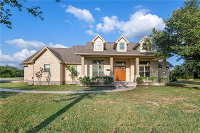 Spicewood Single Family Home For Sale: 315 Vista View Trl
