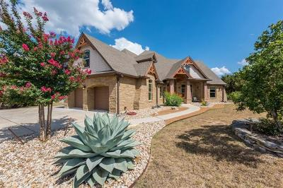 Bee Cave Single Family Home Pending - Taking Backups: 5017 Great Divide Dr