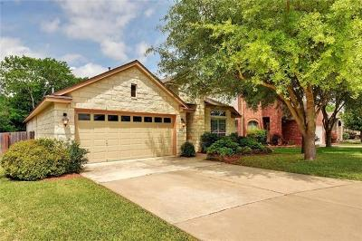 Austin Single Family Home For Sale: 10612 Big Thicket Dr