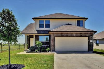 Williamson County Single Family Home Coming Soon: 504 Obsidian Ln