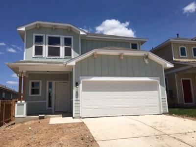 Buda Single Family Home For Sale: 298 Guemal Rd