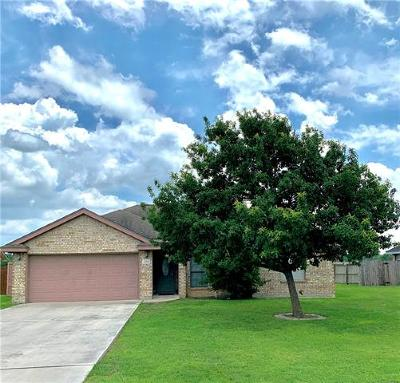 Lockhart Single Family Home For Sale: 1000 S Guadalupe St