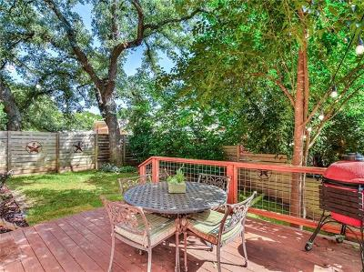 Austin TX Condo/Townhouse For Sale: $650,000