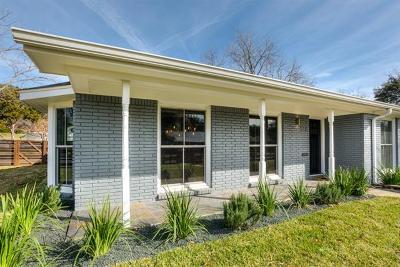 Single Family Home Pending - Taking Backups: 5717 Highland Hills Dr