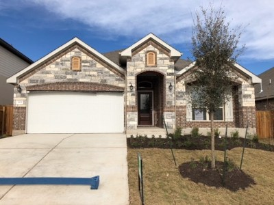 Williamson County Single Family Home For Sale: 3105 Rabbit Creek Dr