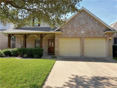 Austin Single Family Home For Sale: 5105 Scottish Thistle Dr