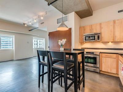 Austin Condo/Townhouse For Sale: 800 Brazos St #1311