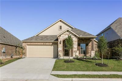 Buda TX Single Family Home For Sale: $305,253