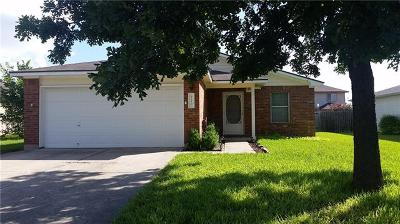Bastrop Single Family Home Pending - Taking Backups: 720 Blair Ave