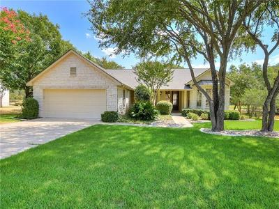Georgetown Single Family Home For Sale: 140 Enchanted Dr