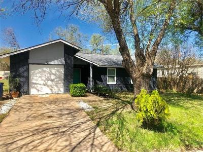 Single Family Home For Sale: 6600 Sandshof Dr