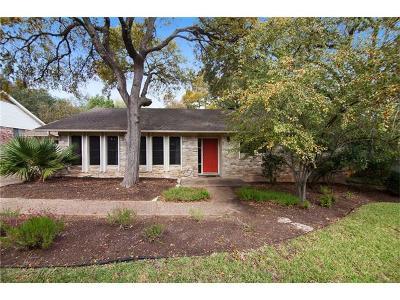 Austin Single Family Home Pending - Taking Backups: 8712 Tallwood Dr