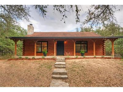 Dripping Springs Single Family Home Pending - Taking Backups: 32000 Ranch Road 12