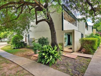 Austin Condo/Townhouse For Sale: 6718 Silvermine Dr #102