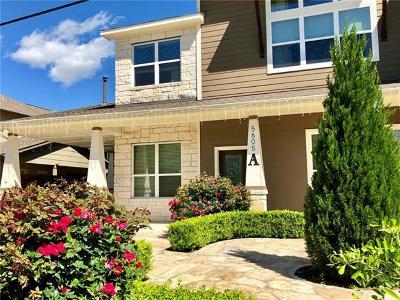 Austin Rental For Rent: 5605 Roosevelt Ave #A
