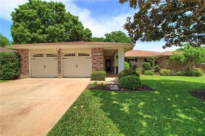 Austin Single Family Home For Sale: 11200 Powder Mill Trl