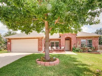 Leander Single Family Home Pending - Taking Backups: 2404 Elkhorn Ranch Rd