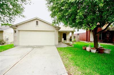 Pflugerville Single Family Home For Sale: 1156 Miss Kimberlys Ln