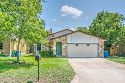 Single Family Home For Sale: 6238 Boxcar Run