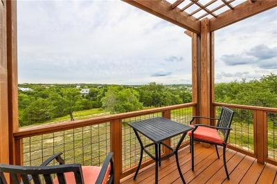Dripping Springs Single Family Home For Sale: 17938 Turkey Trot Trl