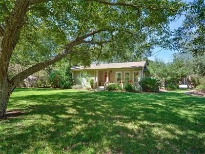 Hays County, Travis County, Williamson County Single Family Home For Sale: 2 Reese Dr