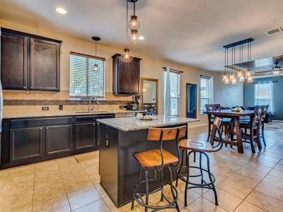 Buda Single Family Home For Sale: 119 Moonwalker Trl