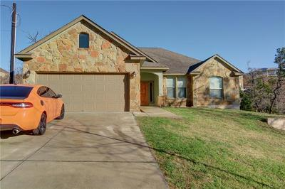 Bastrop County Single Family Home For Sale: 118 Mahalo Ct