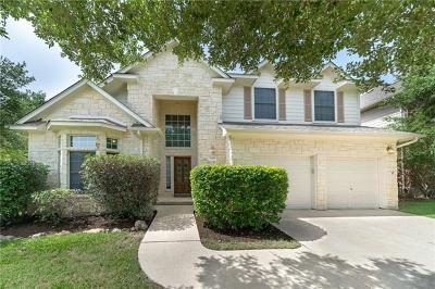 Round Rock TX Single Family Home For Sale: $372,000