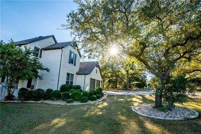 Spicewood Single Family Home For Sale: 19501 Single Peak Cv