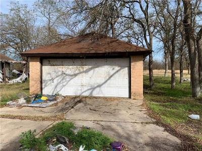 Single Family Home For Sale: 8102 Wolf Ln